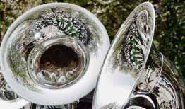 Fanfare et percussion 40e