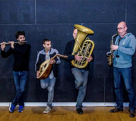 Funambule Trio & Alaoua Idir Festival Jazz sur son 31